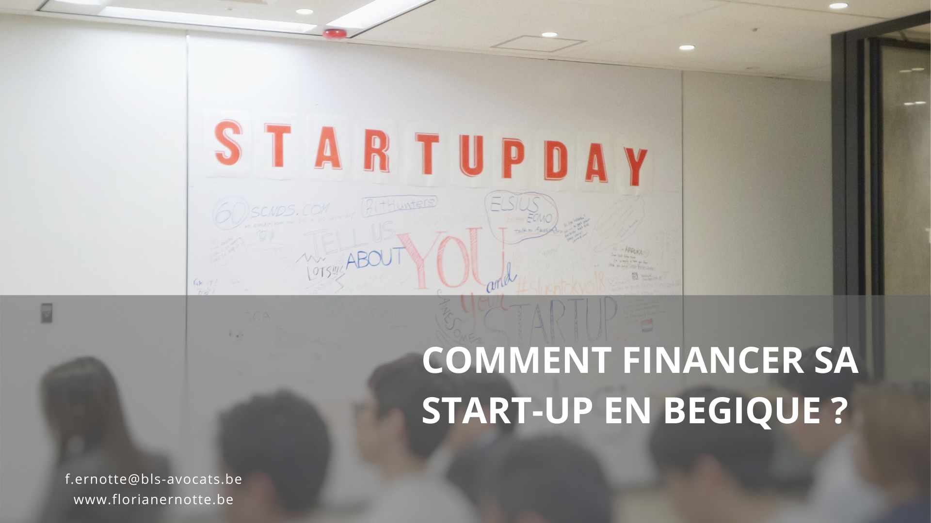 Comment financer sa start-up en Belgique?